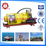 1 Machine van de Kruk van de Kabel van de Draad van de ton de Spoelende voor ZeeToepassingen