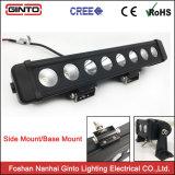 Singola barra chiara di riga LED del CREE caldo di vendita 10W per l'automobile