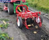 Moissonneuse d'excavatrice de pommes de terre pilotée par PTO avec du ce