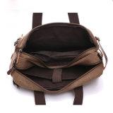 Multi borsa del Traversa-Corpo del sacchetto di Tote di sport dello zaino della spalla della tela di canapa di funzione