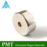 N52 de Magneet van het Neodymium van de Ring van de Prik met Magnetisch Materiaal NdFeB