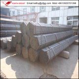 Geschweißte Stahlrohre 3/4 Zoll-Sch30 En10025 S235jr Kohlenstoff