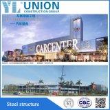 Estrutura de Aço Construção/Estrutura de aço de aço da estrutura de montagem fácil-Quadro de âmbito material de construção