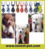 Legami di arco del collare 100%/animale domestico del gatto del prodotto dell'animale domestico del poliestere/accessori del cane