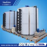 30 Tonnen-industrielle/große Flocken-Speiseeiszubereitung-Maschinerie-Verdampfer-Trommel für konkretes mischendes Projekt mit Ce/ISO9001 genehmigt