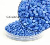 بلاستيك يكوّن حبيبات [مستربتش] [25كغ] زرقاء [بّ]