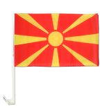 Auto-Markierungsfahnen-Staatsflagge für Weltcup (YH-CF023)