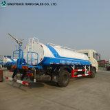 4X2 10000L Wasser-Transport-und Bewässerungs-Tanker-LKW für Verkauf