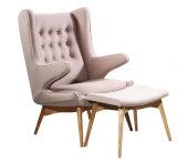 工場卸し売り木の物質的な北欧の椅子