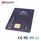 고주파 풀그릴 RFID 접촉 IC 카드를 인쇄하는 관례
