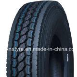 alle 12r22.5 bringen Stahldraht-schlauchlosen LKW-Reifen in Position