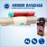 L'humidité guéri Bandage de réparation du tuyau de réparation des fuites de bandes Fibre Fix