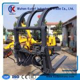 0,9 m3 la capacité du godet de pelle rétro excavatrice30-16 (WZ)