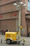 Свет башни фабрики Китая солнечный
