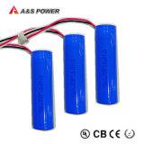UL CB Ce Bis 2600mAh rechargeable 18650 Li-ion batterie Lithium-ion