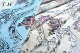 Tela floral del telar jacquar de la tapicería sin Chenille