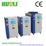 Kleine Luft abgekühlter industrieller Wasser-Kühler für Spritzen-Maschine