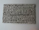 Niveler un revêtement gris de mur de couleur de Chaleur-Isolation ignifuge