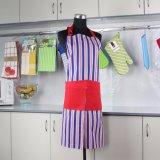 Fabriek van China paste de Buitensporige Schorten van Walmart van de Slab Kitchenlong voor Vrouwen aan