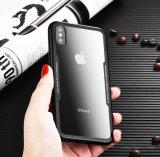 étui pour téléphone mobile PC TPU Combiner couverture pour iPhone x