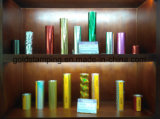 Clinquant de estampage chaud de couleur de Mutli d'hologramme