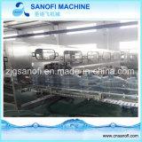 Automatische 5 Gallonen-Drehflaschen-Füllmaschine-Wasser-Verpackungsmaschine