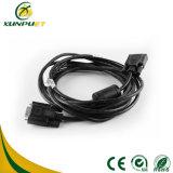 Sichtpresse-Geräten-Energien-Draht-Anschluss-Kabel