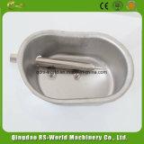 Ciotola bevente del maiale dell'acciaio inossidabile del maiale automatico di Waterer