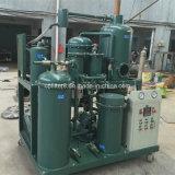 Macchina di filtrazione dell'olio lubrificante di disidratazione di degassamento di rottura dell'emulsione (TYA-50)