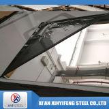 Hoja de acero inoxidable de ASTM A240 304-#8 (reflejado)