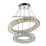 Kristallleuchter-hängende Beleuchtung für Gaststätte-Dekoration