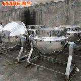 Aço inoxidável que cozinha a chaleira para o alimento (fornecedor de China)