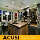 卸し売りアメリカの島様式の純木の食器棚(ACS2-W36)