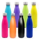 Bottiglia di acqua isolata dell'acciaio inossidabile di Multi-Colori (SL-16)