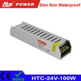 24V 4A 100W LED Schaltungs-Stromversorgung HTC des Transformator-AC/DC