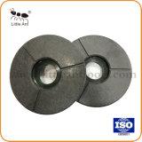 Disco para trituração de granito Lustre preto disco abrasivo de polimento