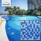 Verre de haute qualité de la piscine de la mosaïque des tuiles de plancher