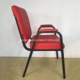 Stahlauditoriums-Kirche-Hall-Stuhl mit den Armen (JY-G07)