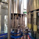 Máquina de rellenar de la bebida automática para la cadena de producción embotelladoa completa