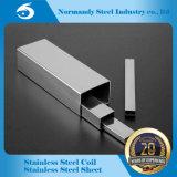 AISI 201 de Gelaste Rechthoekige Pijp van het Roestvrij staal