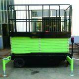 Table élévatrice à ciseaux mobile (10m mis à niveau)