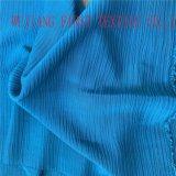 Silk ткань Crinkle рейона. Silk Viscose ткань Crinkle