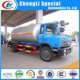 Carro de petrolero de Dongfeng 4X2 5.5cbm LPG para la venta
