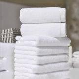 Горячая Продажа 100% хлопок белый отель полотенце