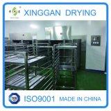Equipamento de secagem da bandeja para a medicina chinesa Decoctos pedaços