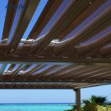 Прочные алюминиевые водоустойчивые крышки Pergola