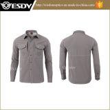전술상 방풍 온난한 Breathable Softshell 셔츠 양털 옥외 착용