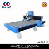 Solo centro de trabajo de madera principal del ranurador del CNC para los muebles (VCT-1325W)