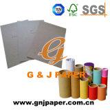 Excellente qualité de l'artisanat du papier de base pour la production de tubes de papier