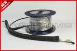 fibra esterna monomodale ODC ottico di 7.0mm al cavo della zona di LC